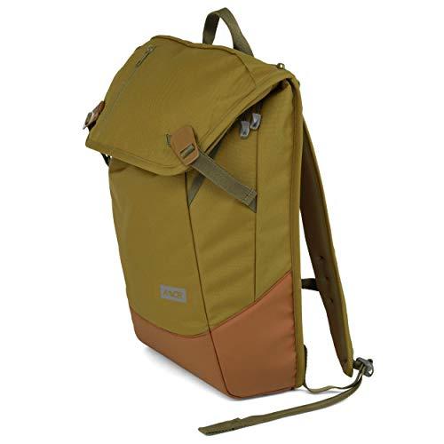 AEVOR Daypack - erweiterbarer Rucksack, ergonomisch, Laptopfach, wasserabweisend, Woodland Green