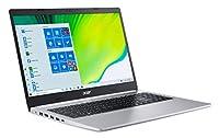 "Acer Aspire 5 A515-44-R0KN Pc Portatile, Notebook con Processore AMD Ryzen 5 4500U, Ram 8 GB DDR4, 512 GB PCIe NVMe SSD, Display 15.6"" FHD IPS LED LCD, AMD Radeon, Windows 10 Home, Silver #1"