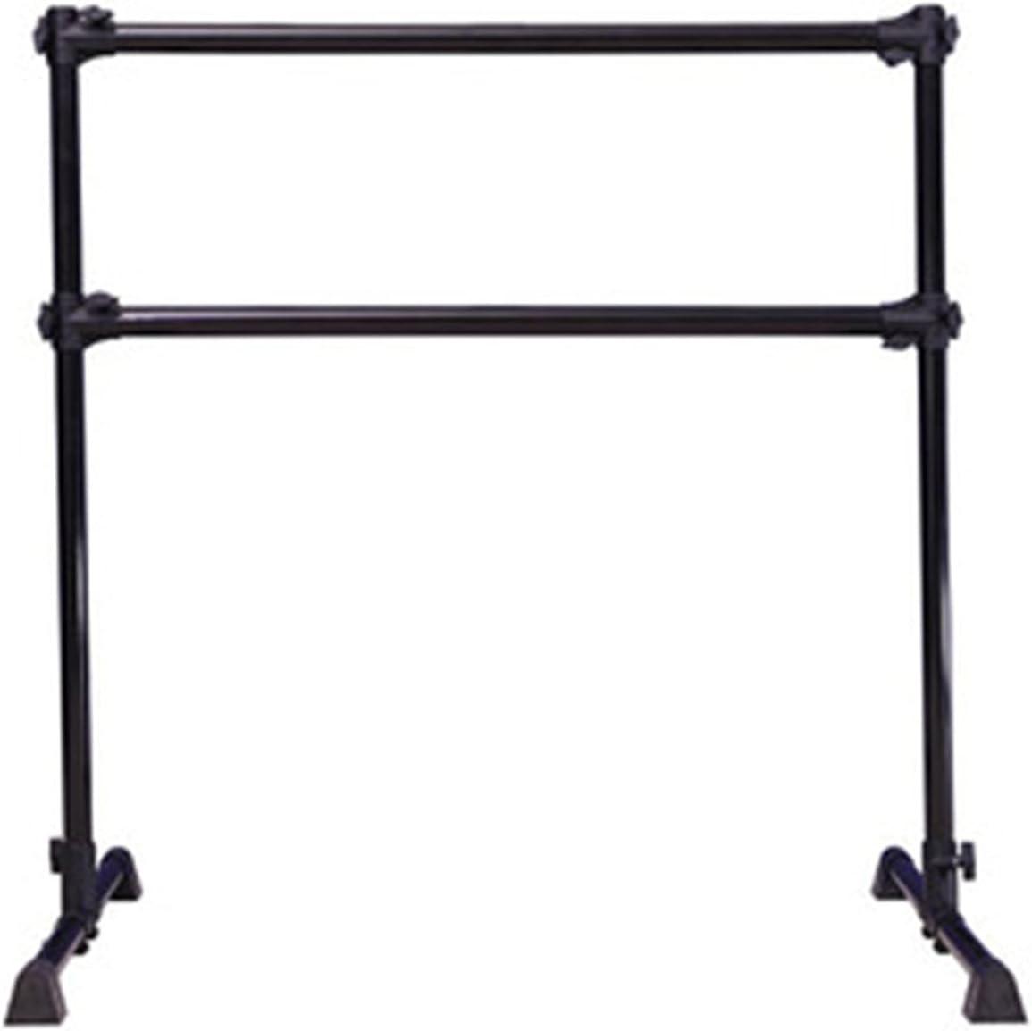 QERNTPEY Manufacturer OFFicial shop Ballet Bar Freestandin Same day shipping Adjustable