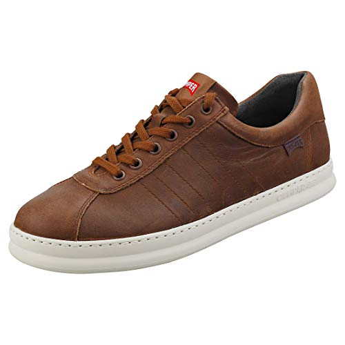 Camper Herren Runner Four Sneaker, Braun (Medium Brown 210), 42 EU