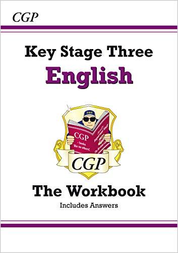 KS3 English Workbook Including Answers