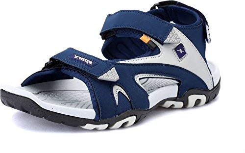 Sparx Men's Ss-453 Blue. Grey Floaters-10 UK (SS0453GBLGY0010)
