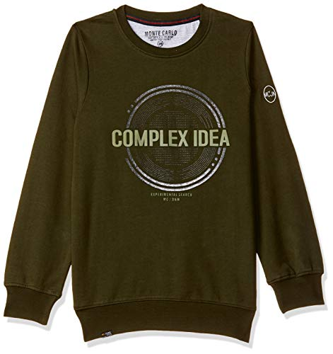 Monte Carlo Boy's Regular fit Sweatshirt 1 41F6fEhG6zL