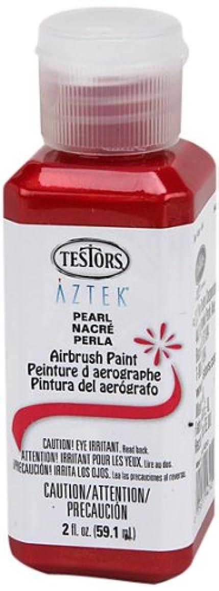 Testors 9474 Airbrush Paint, Pearl Red