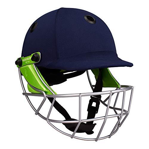 KOOKABURRA Kinder Pro 600 Helm, Navy, S