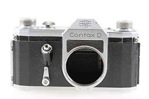 Zeiss Ikon Contax VEB D Body Gehäuse SLR Kamera Spiegelreflexkamera