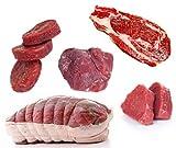 Le Colis du Boucher - Viande Bovine française morceaux nobles - Colis viande de Boeuf de 5 kg