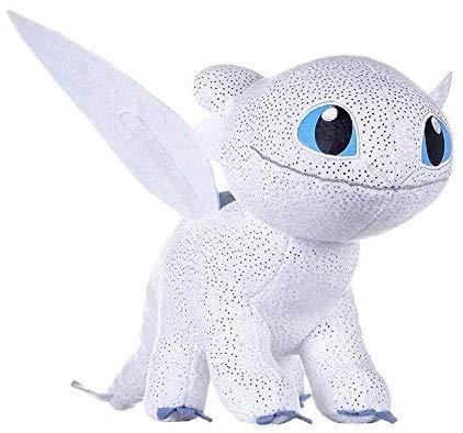 Playbyplay Drachen, Drachenzähmen leicht gemacht 3 - Die geheime Welt - Tagschatten (Lichtfurie) 20 cm - 760017681-6