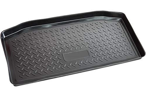 Recambo Kofferraumwanne passend für FIAT PANDA II   Typ 169   2003-2012   passgenau mit Rand
