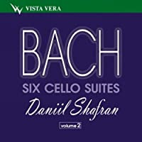 Cello Suite, 4, 5, 6, : Shafran