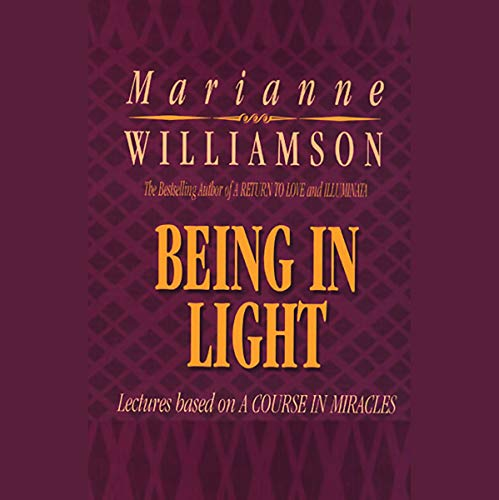Being in Light audiobook cover art