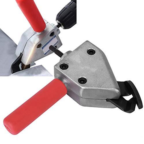 Cabezal cortador de chapa de metal, broca eléctrica universal multifuncional de aleación...