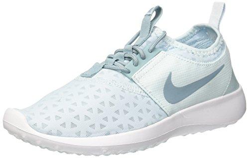 Nike Wmns Juvenate, Zapatillas Mujer, Turquesa (Glacier Blue/Mica Blue/White), 41 EU