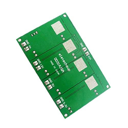 Stap Down Board Multi-Channel Power Module 3A Instelbare uitgang 3.3V 5V 12V Buck Converter voor Voltage Verminderde…