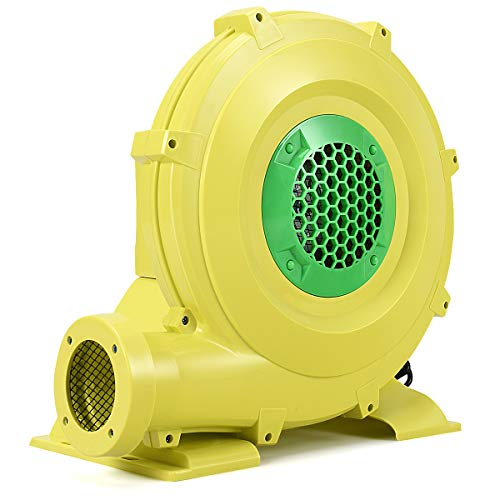 DREAMADE Gebläse, Elektrische Luftgebläse, Luftpumpe, Gebläse Windmaschine, Gebläse für aufblasbare Spielzeuge/ 220-240V/ 110-120V/ Auswahl von 380/480/680W (620 Watt)