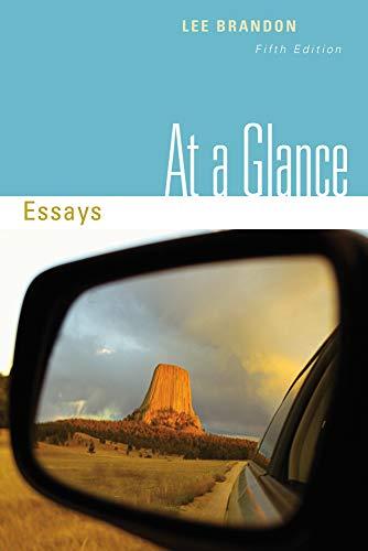 At a Glance: Essays (Basic Writing)