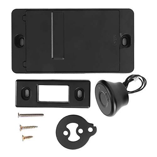 Hochwertige Smart Locks, Smart Fingerprint Drawer Lock, Halbleiterschlösser, Langlebiger Tresor für das Home Office