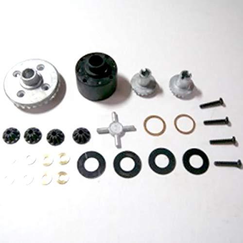 HBX Part 12611R Metal Diff Gears + Case for 1/12 RC Model Off-Road Truck 12889