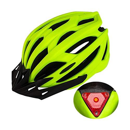 Casco de bicicleta HUSHUI, casco de ciclismo,casco de bicicleta para hombres y mujeres, ajustable, transpirable, a prueba de golpes, casco de ciclismo para bicicleta de montaña, bicicleta de carretera