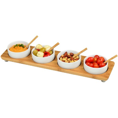 Condiment Serving Platter