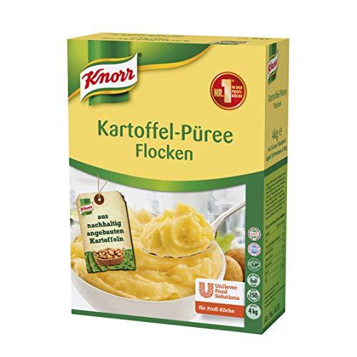 Knorr Kartoffel-Flocken Püree (aus Qualitäts-Kartoffeln) 1er Pack (1 x 4kg)