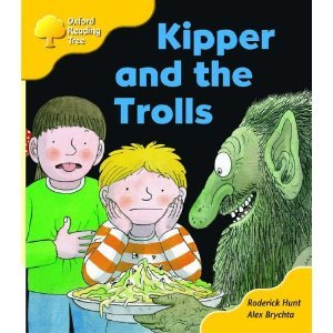 Oxford Reading Tree: Stage 5: More Storybooks C: Kipper and the Trollsの詳細を見る