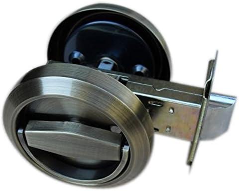 Low profile door knobs