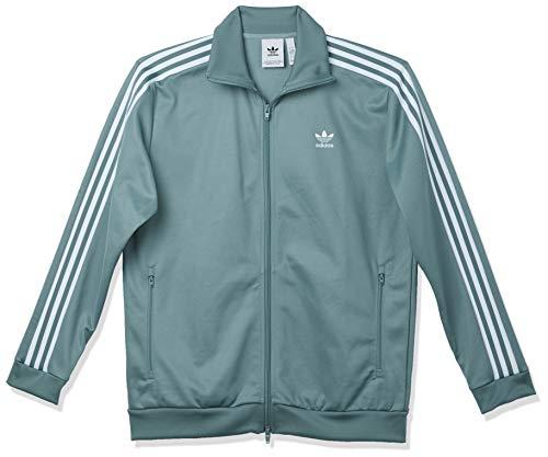 adidas Originals - Felpa da uomo Franz Beckenbauer - Verde - M