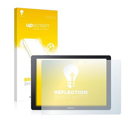upscreen Entspiegelungs-Schutzfolie kompatibel mit Samsung Galaxy TabPro S – Anti-Reflex Bildschirmschutz-Folie Matt