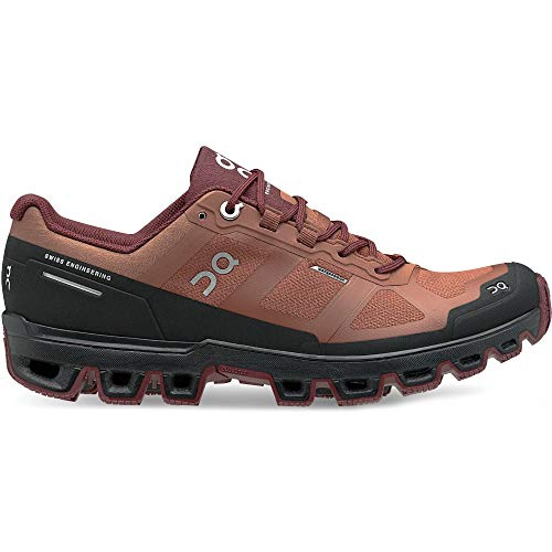 On Running Cloudventure Waterproof Marron 40 marron