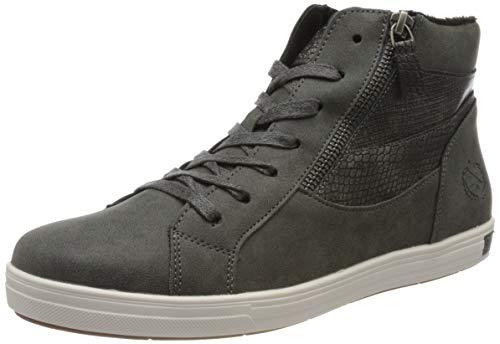 JANE KLAIN Damen 252 310 Hohe Sneaker, Grau (DK. Grey 256), 41 EU