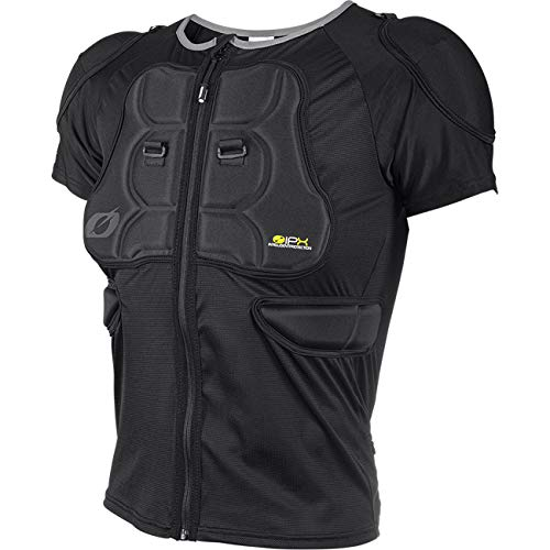 O'NEAL Chaqueta protectora para motocross, Enduro, cómoda chaqueta protectora, malla elástica de 4 vías, de espuma de poliuretano y BP, para adultos
