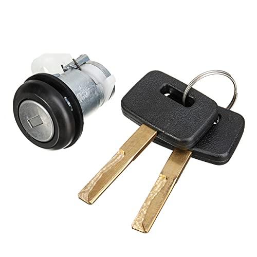 PIAO piaopiao Bloqueo de Cerradura de la Puerta del Interruptor de Encendido automático con 2 Teclas de reemplazo de Ajuste para Holden Commodore vn Vo VP VQ VR vs Sedan 1988-1997
