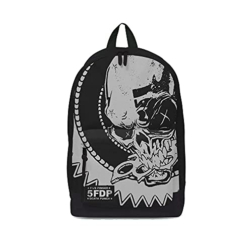 Five Finger Death Punch Rock, Negro
