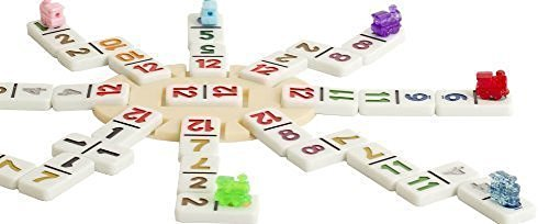 Train Hub For Mexican Train Domino by Mexican Train Hub