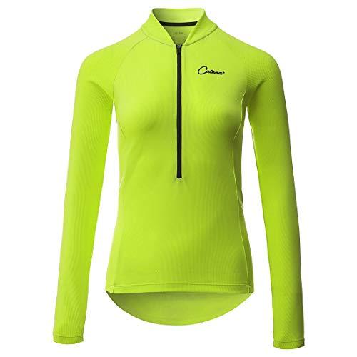 CATENA Women's Cycling Jersey Short Sleeve Shirt Running Top...