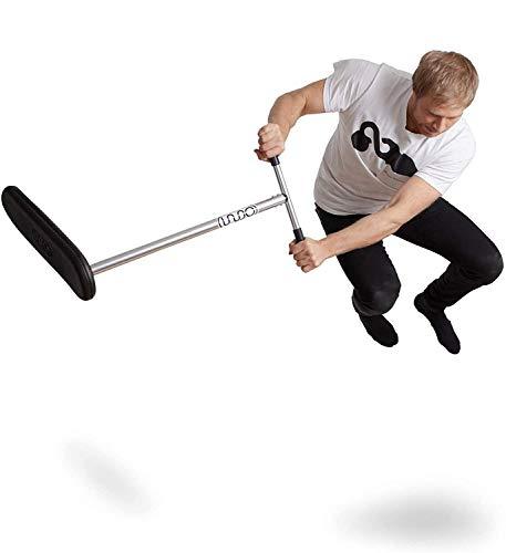 Indo PRO Trampolin Stunt-Scooter H=79cm Freestyle Indor Trick Trainer + Fantic26 Sticker - 4