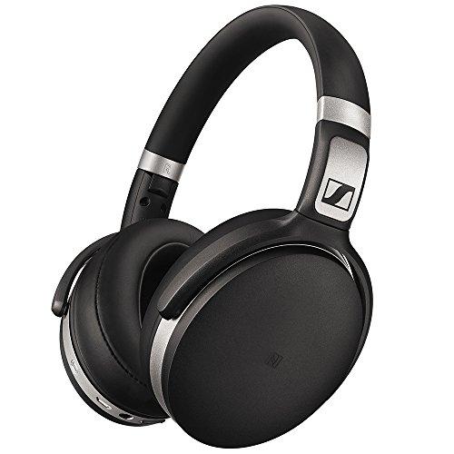 Sennheiser HD 4.50 - Auriculares inalámbricos Bluetooth con cancelación de ruido activa (WHD 4.50 BTNC) (certificación renovada)
