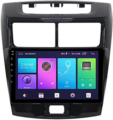 Navegación de Coche Android Car Stereo Sat Nav para Toyota AVANZA Daihatsu Xenia 2011-2018 Unidad Principal Sistema de navegación GPS SWC 4G WiFi BT USB Enlace Espejo Carplay Integrado