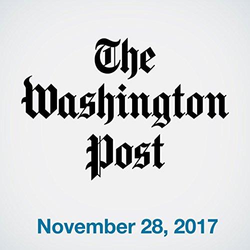 November 28, 2017 copertina