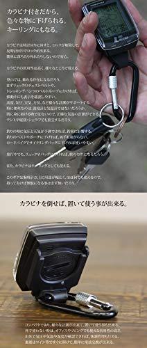[ラドウェザー]アウトドア時計高度気圧温度湿度天気デジタルコンパススポーツウォッチ