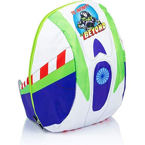 Mochila Toy Story Buzz Lightyear Rocket Junior Disney