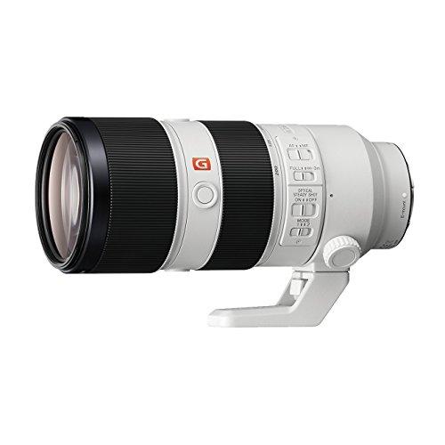 Sony FE 70-200 mm f/2.8GM OSS | Vollformat, Tele-Zoom Objektiv, Premiumklasse (SEL70200GM)