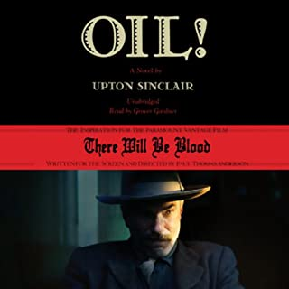 Oil! audiobook cover art