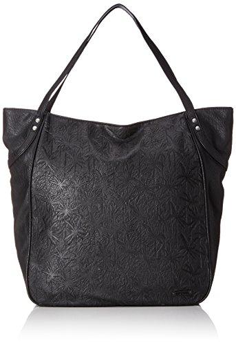 Rip Curl Damen Miami Vibes Oversized Bag Henkeltasche Schwarz (Schwarz)