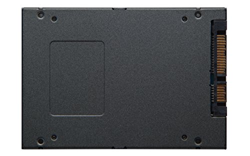 Kingston SSD A400 Solid State Drive (2.5 Inch SATA 3), 480 GB