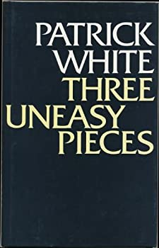 Three Uneasy Pieces 0224025945 Book Cover