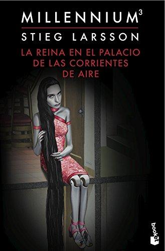 La reina en el palacio de las corrientes de aire (Serie Millennium 3) (Bestseller)