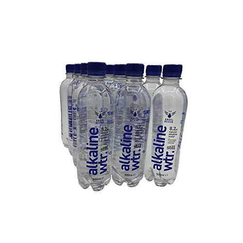 Angel Revive Natural Alkaline Still Water 500ml 12 Bottles per p