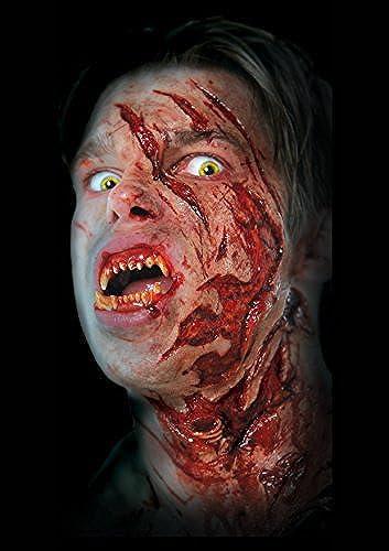 Erwachsene Halloween Werwolf Opfer Maske Bündel (Selber Machen) - Hollywood Stil Effekten